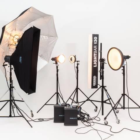 Комплект фото оборудования Broncolor